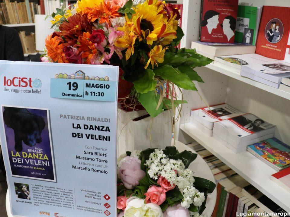 01 - Galleria - La Danza dei veleni - IoCiSto Libreria